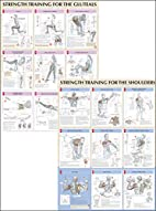 Strength Training Anatomy Poster Series by…