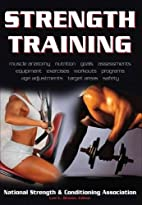 Strength Training by National Strength and…