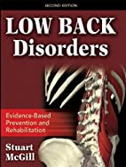 Low Back Disorders, Second Edition by Stuart…