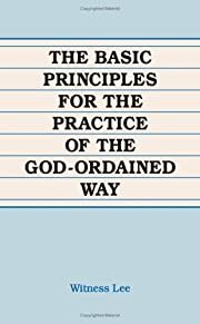 The Basic Principles for the Practice of the…