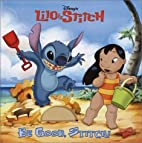 Be Good, Stitch! (Touch-and-Feel) by Walt…