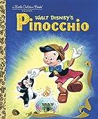 Pinocchio (Little Golden Book) by Steffi…
