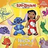 RH Disney: One Wacky Family (Lilo and Stitch Pictureback)