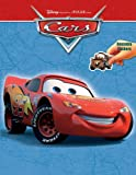 RH Disney: Cars Reusable Sticker Book (Cars Movie Tie in)
