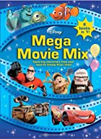 Disney Mega Movie Mix (Coloring Book) by…