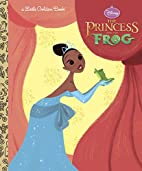 The Princess and the Frog Little Golden Book…