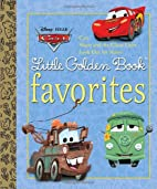 Cars Little Golden Book Favorites…