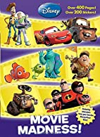 Movie Madness! (Disney/Pixar) (Super Jumbo…