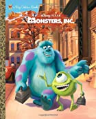 Monsters, Inc. Big Golden Book (Disney/Pixar…