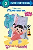 Herman, Gail: Boo on the Loose (Disney/Pixar Monsters, Inc.) (Step into Reading)
