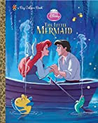 The Little Mermaid Big Golden Book (Disney…