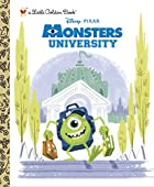 Monsters University Little Golden Book…