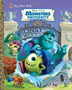 Monsters University Big Golden Book…