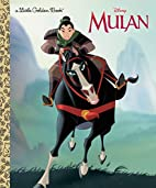 Mulan (Disney Princess) (Little Golden Book)…
