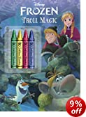 Frozen: Troll Magic [With 4 Chunky Crayons] (Disney: Frozen)