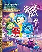 Inside Out Big Golden Book (Disney/Pixar…