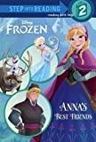 Webster, Christy: Frozen DVD Step into Reading (Disney Frozen)