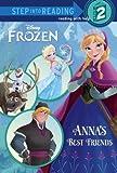 Webster, Christy: Frozen DVD Step into Reading (Disney Frozen)