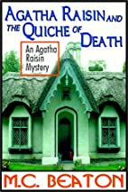Agatha Raisin and the Quiche of Death…