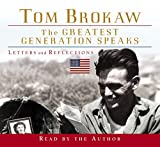 Brokaw, Tom: Greatest Generation (Lib)(CD)