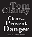 Clancy, Tom: Clear and Present Da (Lib)(CD)