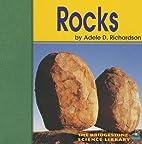 Rocks (The Bridgestone Science Library:…