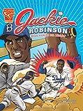 Glaser: Jackie Robinson: Gran pionero del béisbol (Biografias Graficas/Graphic Biographies (Spanish)) (Spanish Edition)