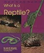 What Is a Reptile? (Animal Kingdom) by Lola…