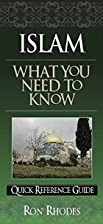 Islam: What You Need to Know (Quick…