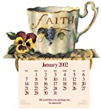 Clough, Sandy Lynam: Faith Calendar 2002 (Teacup)