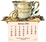 Clough, Sandy Lynam: Treasured Friend Calendar 2002 (Teacup)
