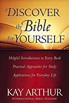 Discover the Bible for Yourself: *Helpful…