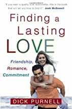 Finding a Lasting Love: Friendship, Romance,…