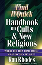 Find It Quick Handbook on Cults and New…