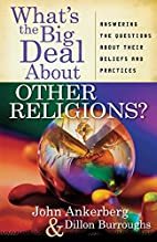 What's the Big Deal About Other Religions?:…