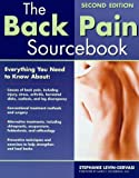 Stephanie Levin-Gervasi: The Back Pain Sourcebook