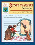 Pearce, Q. L.: Story Starters: Mysteries: A Workbook for Ages 6-8 (Gifted & Talented)