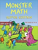 Cron, Mary: Monster Math: Super : Ages 6 to 8 (Monster Math Super Editions)
