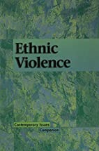 Ethnic Violence (Contemporary Issues…