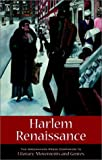 William S. McConnell: Harlem Renaissance (Greenhaven Press Companion to Literary Movements and Genres)