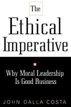 The Ethical Imperative: Why Moral Leadership…