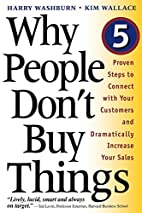 Why People Don't Buy Things: Five Five…