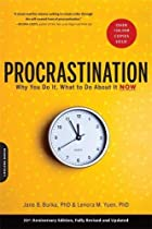 Procrastination: Why You Do It, What to Do…