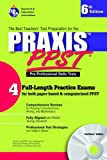 Editors of REA: Praxis I PPST w/ CD (REA)-The: Best Test Prep for Pre-Professional Skills Test (PRAXIS Teacher Certification Test Prep)