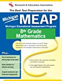 Hearne Ph.D., Stephen: Michigan MEAP Grade 8 Math (REA) - The Best Test Prep for MI Grade 8 Math (Michigan MEAP Test Preparation)