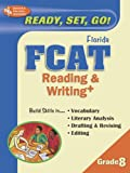 Editors of REA: FCAT 8th Grade Reading & Writing (REA) - Best Test Prep (Florida FCAT Test Preparation)