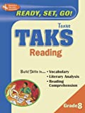 The Editors of REA: Texas TAKS 8th Grade Reading (REA) - The Best Test Prep for the TAKS (Test Preps)
