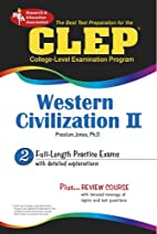CLEP Western Civilization II (REA): 1648 to…