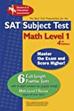 The Editors of REA: SAT Subject Test Math Level 1 (SAT PSAT ACT (College Admission) Prep)