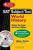 Vess Ph.D., Deborah: SAT World History w/ CD-ROM (SAT PSAT ACT (College Admission) Prep)